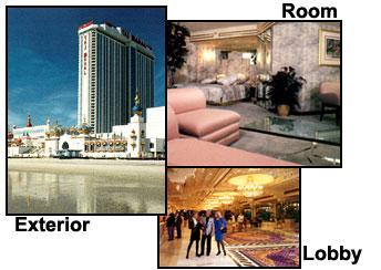 Atlantic City Hotels Trump Taj Mahal Casino Resort